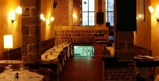 L'orange Bleue : Dining room