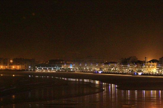 Atlantic Hotel & Spa : la baie des sables