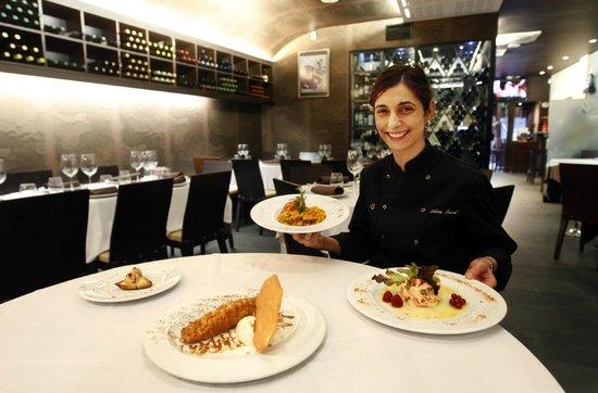 A Mundiña: Silvia Facal, Jefa de Cocina