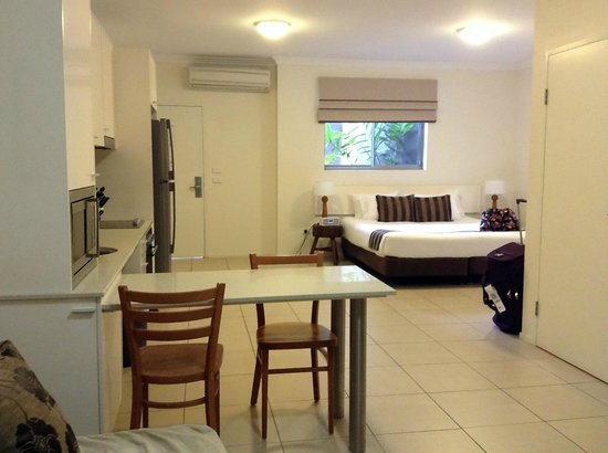 Byron Bay Hotel & Apartments : Our apartment