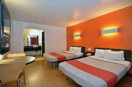 Motel 6 Fairfield/Napa Valley CA: MDouble