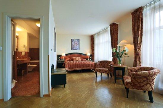 Hotel Elysee : Double room deluxe