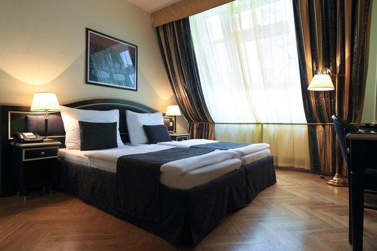 Hotel Elysee : Double room