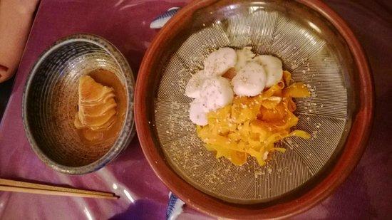 Wada : Les 2 entrées du Menu Sushi 7p