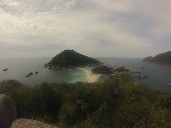 Captain Nemo Guesthouse: Koh Nang Yuan