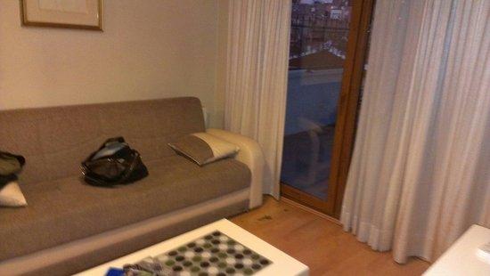 Taksim Guest Residence: Salon
