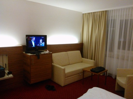 Austria Trend Hotel Anatol Wien: Room 301