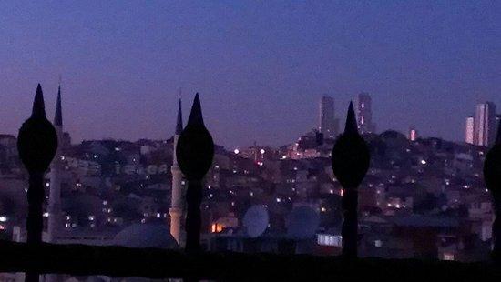 Taksim Guest Residence: Vue