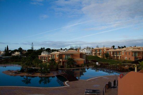 Monte Santo Resort: Vista do terraço do nosso quarto