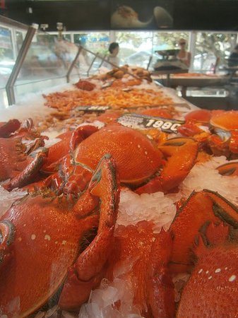 Charis Seafoods