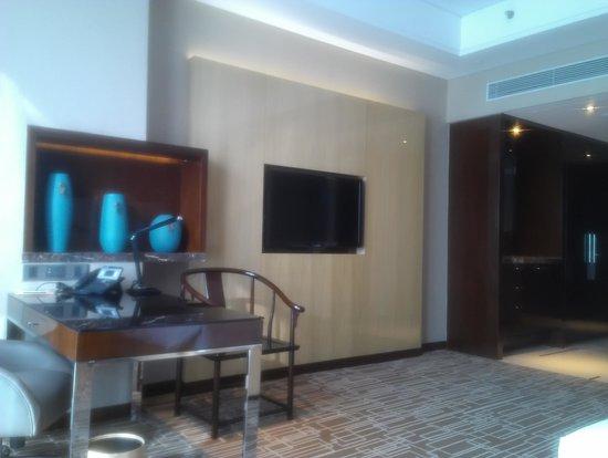 Hyatt Regency Jinan : Room is big