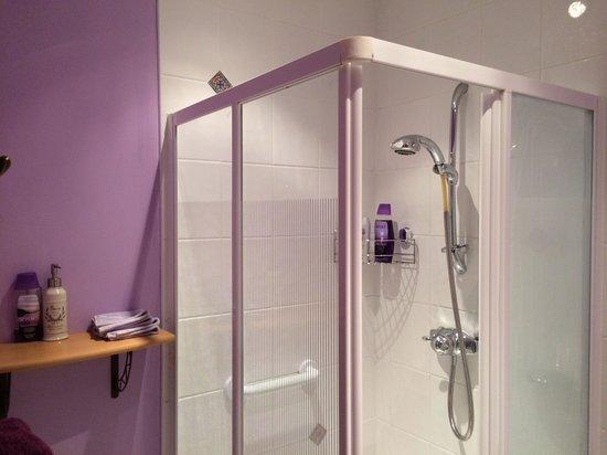 Craig Cottage Bed & Breakfast: Spotless Bathroom