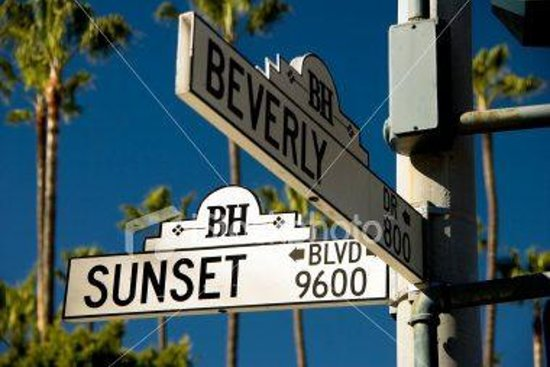 The Beverly Hilton: beverly hills baby