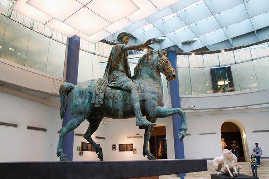 Musei Capitolini: Marcus Aurelius
