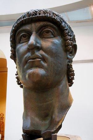 Musei Capitolini: Emperor Constanstine