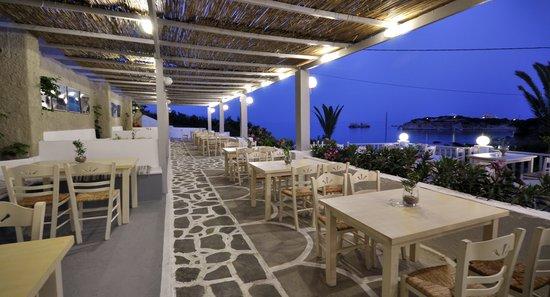 Cafe Restaurant Amoopi Nymfes