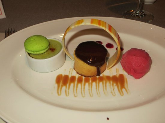 Royal Grill Room & Wine Cellar : Dessertvariation