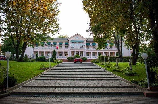 Arcadia Plaza Hotel: Отель