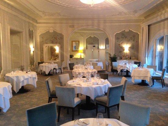 The Pompadour By Galvin Edinburgh West End Restaurant
