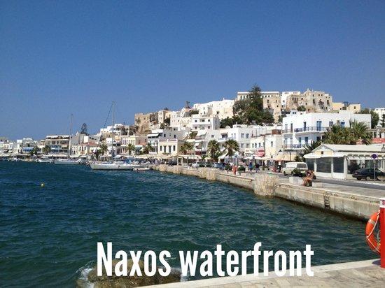 Hotel Spiros: Naxos Waterfront