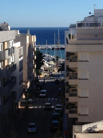 Parot Quality Apartments : The view from our balcony