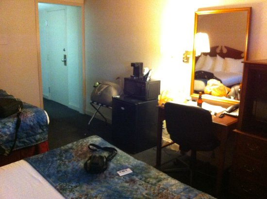 General Nelson Inn: Room