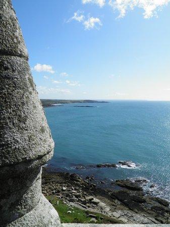 St. Michael's Mount: Rinsey Head