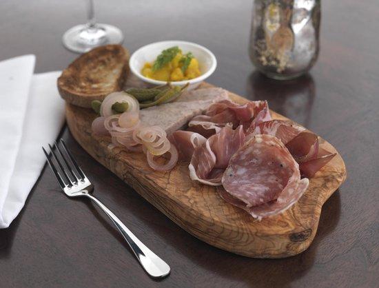 Galvin Brasserie de Luxe: Charcuterie Board