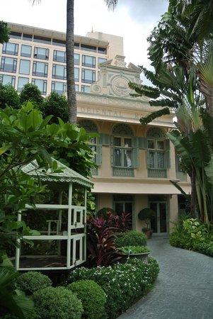 Mandarin Oriental, Bangkok : Partie ancienne