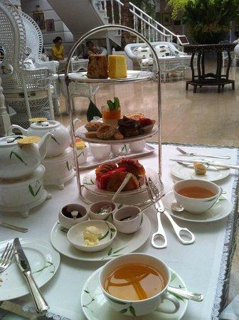 Mandarin Oriental, Bangkok : Afternoon tea