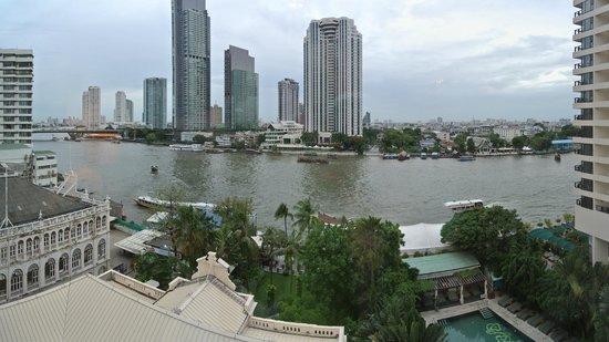 Mandarin Oriental, Bangkok : Vue depuis la chambre
