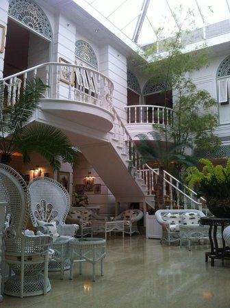 Mandarin Oriental, Bangkok : Salon des auteurs
