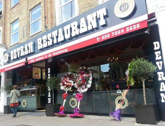 Devran Restaurant London
