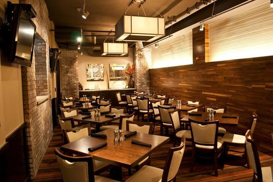 Hubbard Grille: Private Dining Room--up to 45 people