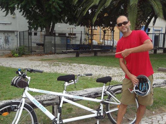 Rent a Fun - Electric Bike tours & Rentals: bike dupla, show de bola