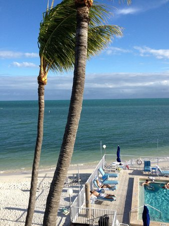 Glunz Ocean Beach Hotel & Resort: Glunz, Key Colony Beach