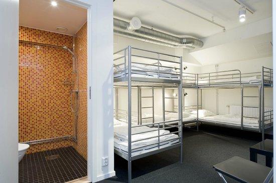 Stockholm Hostel: Family room