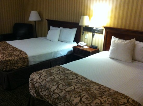 Breckinridge Inn : Room
