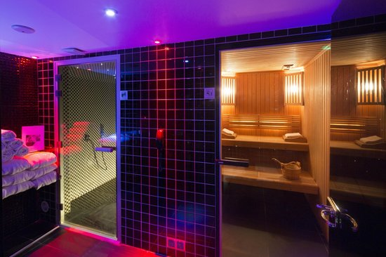 Platine Hotel: Espace Spa