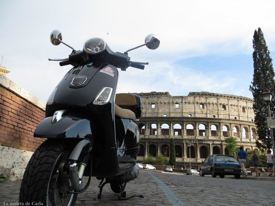 Barberini Scooters for Rent