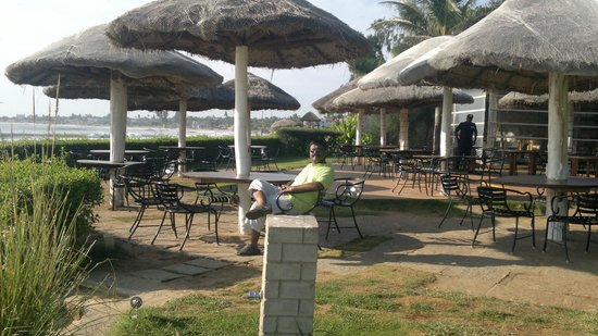 Taj Fisherman's Cove Resort & Spa, Chennai: Bayview by the Beachside..