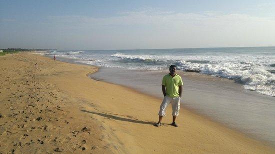 Taj Fisherman's Cove Resort & Spa, Chennai: By the private beach