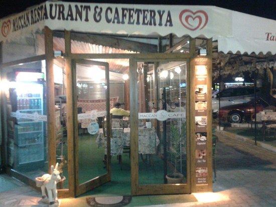 Maccan Cafe Restaurant: Superb