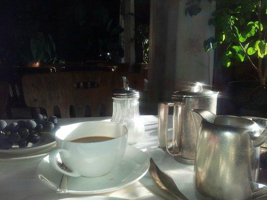 Hotel Villa Selva: Mi mesa de desayuno