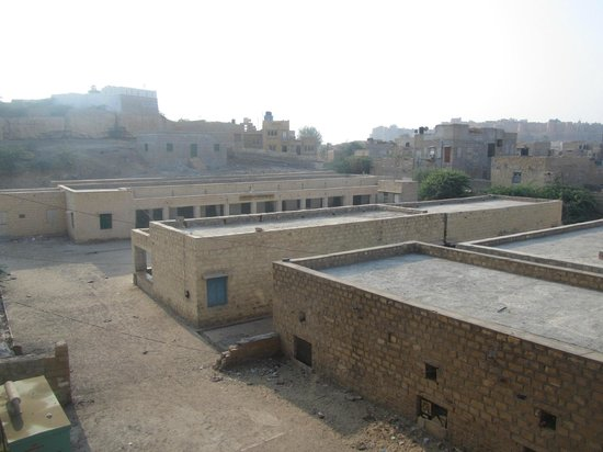 Hotel Lalgarh Fort & Palace: room view