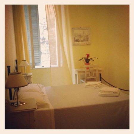 Hotel Tre Donzelle : Camera Matrimoniale Standard