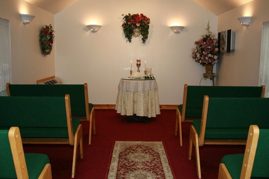 Hidden Acres : Chapel Interior