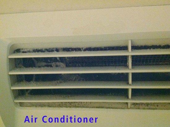 Bayside Inn Key Largo: Air Conditioner