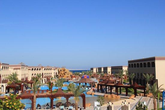 SENTIDO Mamlouk Palace Resort : Отель
