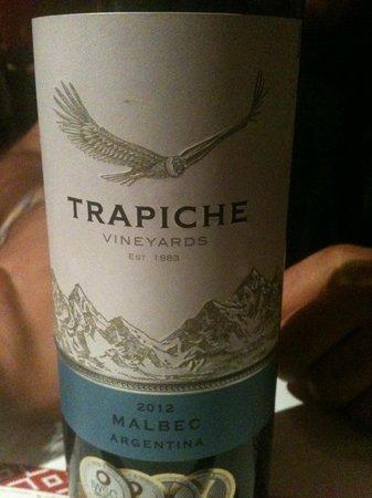 Pampero: Vino argentino